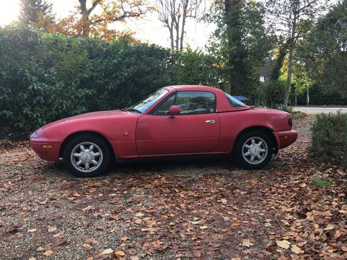 Very early 1990 Mazda MX5 (NA/UK Spec') SOLD (picture 2 of 6)