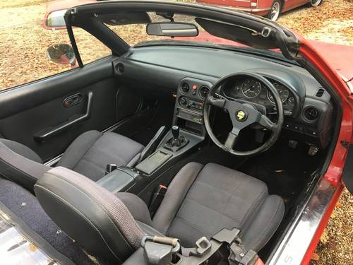 Very early 1990 Mazda MX5 (NA/UK Spec') SOLD (picture 3 of 6)