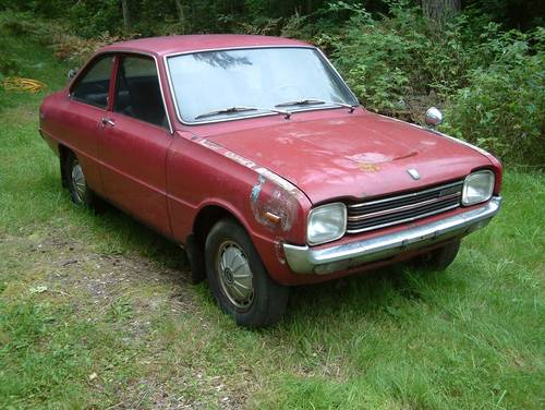 1970 Mazda 1200 Coupe For Sale (picture 1 of 6)