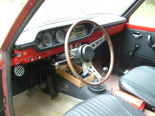 1970 Mazda 1200 Coupe For Sale (picture 3 of 6)
