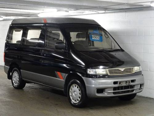 1995 Mazda Bongo FRIENDEE 2.5 TDi Auto FREE TOP 5dr CAMPER  For Sale (picture 1 of 6)