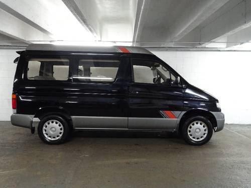 1995 Mazda Bongo FRIENDEE 2.5 TDi Auto FREE TOP 5dr CAMPER  For Sale (picture 3 of 6)