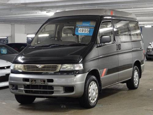 1995 Mazda Bongo FRIENDEE 2.5 TDi Auto FREE TOP 5dr CAMPER  For Sale (picture 4 of 6)