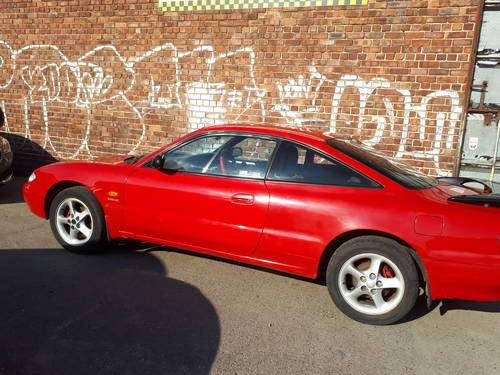 1995 MAZDA MX6 SPORTS COUPE For Sale (picture 1 of 6)