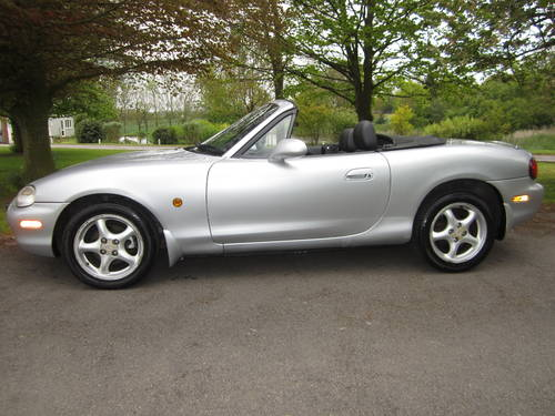 2000 MAZDA MX-5 1.8i S **OTHERS REQUIRED URGENTLY** Wanted (picture 3 of 6)