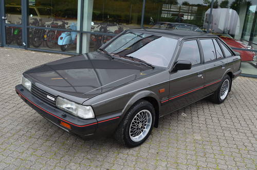 1987 Mazda 2,0 GLX Coupe Aut. SOLD (picture 1 of 6)