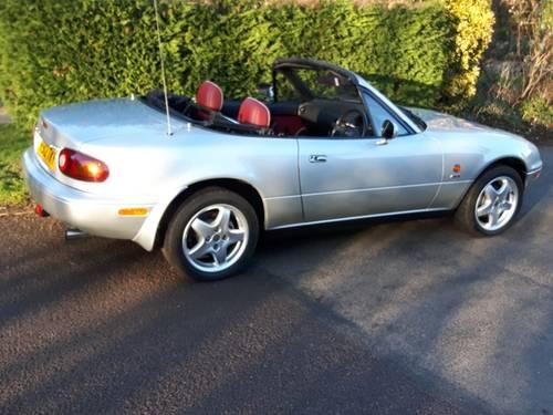 1998 Mazda MX5 Harvard SOLD (picture 3 of 6)