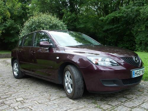 2007 Mazda 3 TS 1.6 Automatic SOLD (picture 2 of 6)