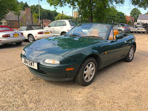1991 Mk1 Eunos 1.6 V-Spec AUTOMATIC SOLD (picture 1 of 6)