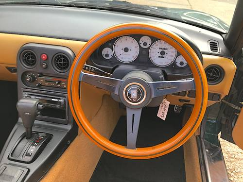 1991 Mk1 Eunos 1.6 V-Spec AUTOMATIC SOLD (picture 4 of 6)