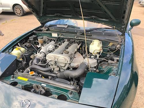 1993 Mk1 1.6 Eunos V-Spec Roadster SOLD (picture 6 of 6)