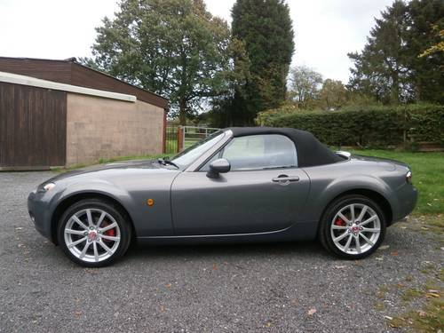 2008 '08' MAZDA MX5 1.8 ROADSTER GREY BIG SPEC STUNNING!!! SOLD (picture 1 of 6)