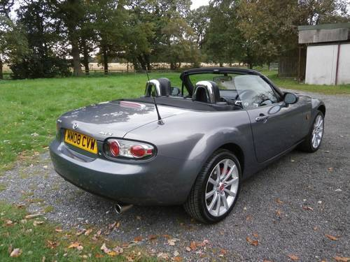 2008 '08' MAZDA MX5 1.8 ROADSTER GREY BIG SPEC STUNNING!!! SOLD (picture 4 of 6)