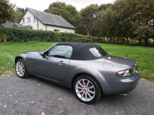 2008 '08' MAZDA MX5 1.8 ROADSTER GREY BIG SPEC STUNNING!!! SOLD (picture 6 of 6)