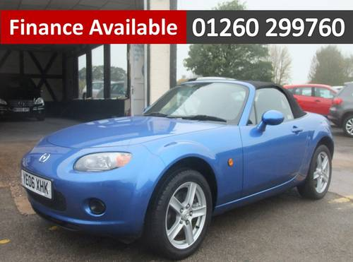 2006 MAZDA MX-5 1.8 I 2DR SOLD (picture 1 of 6)
