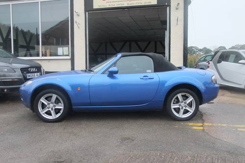 2006 MAZDA MX-5 1.8 I 2DR SOLD (picture 2 of 6)