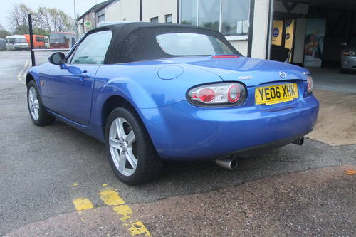 2006 MAZDA MX-5 1.8 I 2DR SOLD (picture 3 of 6)