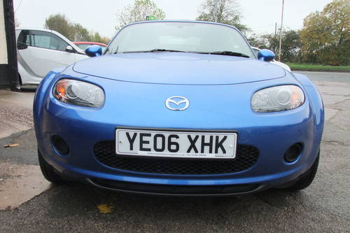 2006 MAZDA MX-5 1.8 I 2DR SOLD (picture 4 of 6)