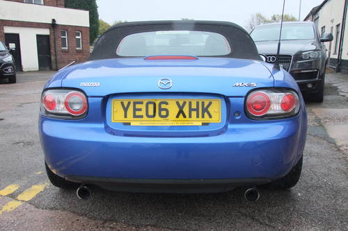 2006 MAZDA MX-5 1.8 I 2DR SOLD (picture 5 of 6)