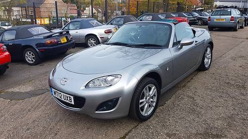 2012 MX-5 Mk3.5 1.8 Roadster Coupé SE SOLD (picture 1 of 5)