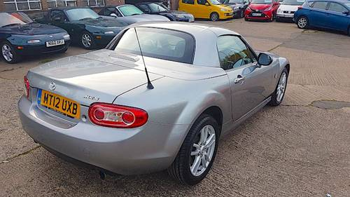 2012 MX-5 Mk3.5 1.8 Roadster Coupé SE SOLD (picture 2 of 5)
