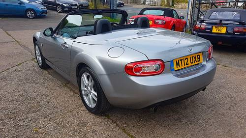 2012 MX-5 Mk3.5 1.8 Roadster Coupé SE SOLD (picture 4 of 5)
