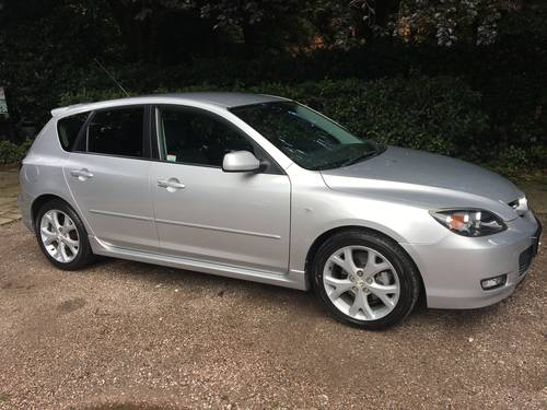 2008 Mazda3 1.6 Sport, 65000miles, Full Mazda History Exceptional SOLD (picture 1 of 6)