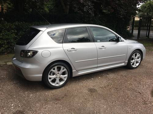 2008 Mazda3 1.6 Sport, 65000miles, Full Mazda History Exceptional SOLD (picture 3 of 6)