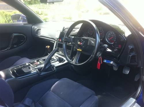 1991 (J) Mazda RX7 Single Turbo 470 Bhp For Sale (picture 5 of 6)