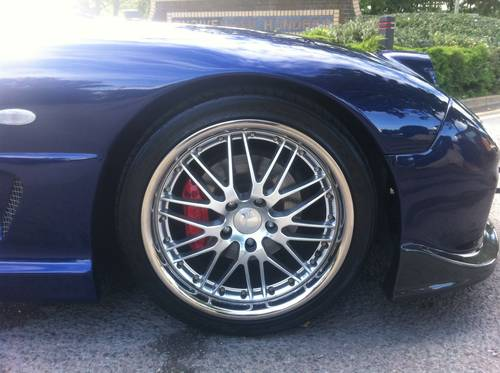 1991 (J) Mazda RX7 Single Turbo 470 Bhp For Sale (picture 6 of 6)