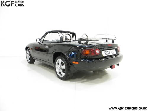 1997 A Gleaming UK Mk1 Mazda MX5 with Just 35,831 Miles from New SOLD (picture 4 of 6)