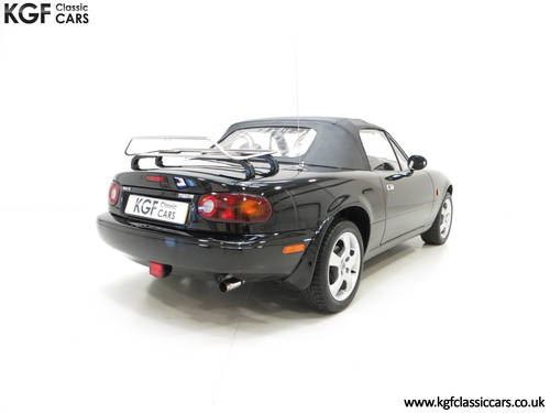 1997 A Gleaming UK Mk1 Mazda MX5 with Just 35,831 Miles from New SOLD (picture 5 of 6)