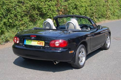 MAZDA MX-5 TRILOGY LTD EDITION (2002) - ONLY 39K MILES FSH For Sale (picture 2 of 6)