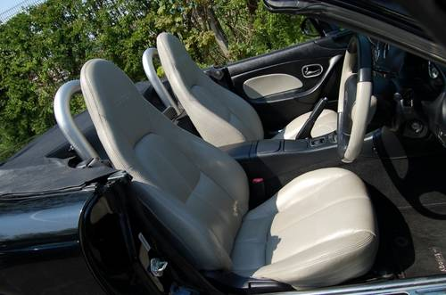 MAZDA MX-5 TRILOGY LTD EDITION (2002) - ONLY 39K MILES FSH For Sale (picture 5 of 6)