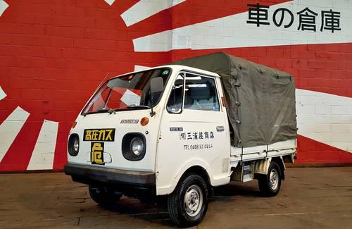 1984 MAZDA PORTER JAPANESE FUEL TANKER * BEER TANKER ETC For Sale (picture 1 of 6)