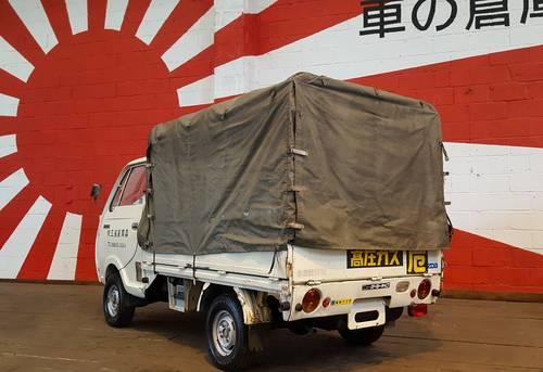 1984 MAZDA PORTER JAPANESE FUEL TANKER * BEER TANKER ETC For Sale (picture 2 of 6)