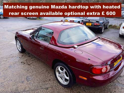 2004 Mazda MX-5 Mk2.5 1.8 Vvt Indiana  SOLD (picture 4 of 6)