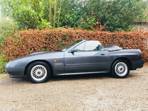1990 low mileage rx7 rx-7 turbo II convertible - stunning SOLD (picture 3 of 6)