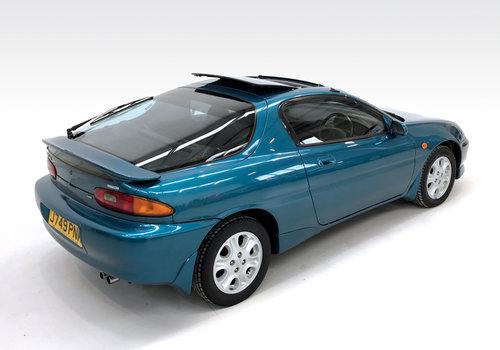 1992 Mazda MX-3 1.8i V6 ABS SOLD (picture 2 of 6)