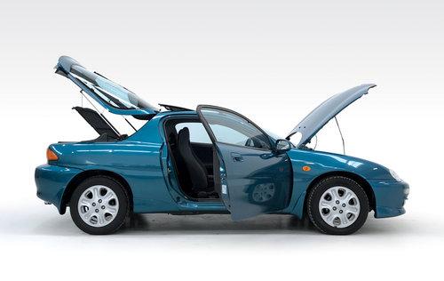 1992 Mazda MX-3 1.8i V6 ABS SOLD (picture 3 of 6)