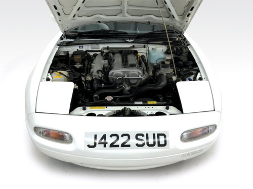 1991 Mazda MX5 1.6i 28,000 miles, amazing SOLD (picture 4 of 6)