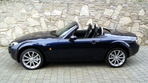 2008 08 MAZDA MX5 ROADSTER 2.0 SPORT EDITION w BOSE SOLD (picture 2 of 6)