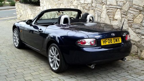 2008 08 MAZDA MX5 ROADSTER 2.0 SPORT EDITION w BOSE SOLD (picture 3 of 6)