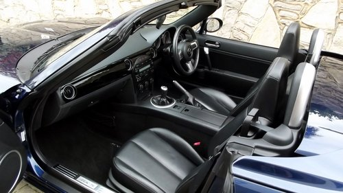 2008 08 MAZDA MX5 ROADSTER 2.0 SPORT EDITION w BOSE SOLD (picture 4 of 6)