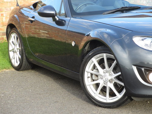 2012 MX5 Sport Tech Roadster. Folding Hard Top. MX5 SPECIALISTS SOLD (picture 1 of 6)
