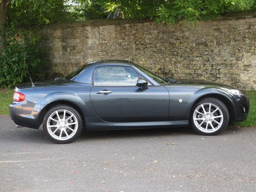 2012 MX5 Sport Tech Roadster. Folding Hard Top. MX5 SPECIALISTS SOLD (picture 3 of 6)