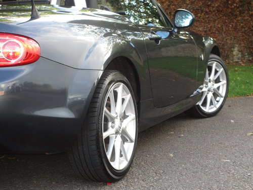 2012 MX5 Sport Tech Roadster. Folding Hard Top. MX5 SPECIALISTS SOLD (picture 6 of 6)