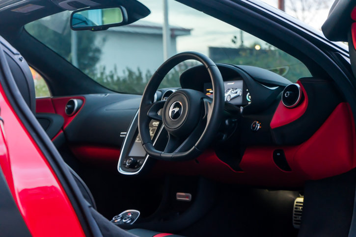 2019 McLaren 570S Spider 3.8T V8 Spider  For Sale (picture 4 of 6)