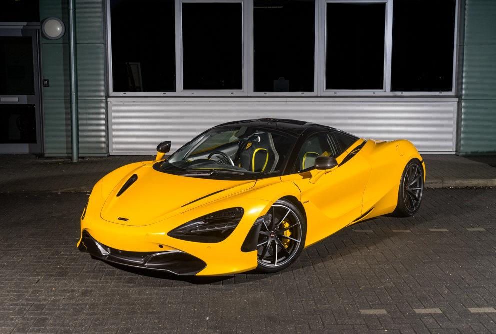 McLaren 720s 2019 SOLD (picture 1 of 6)
