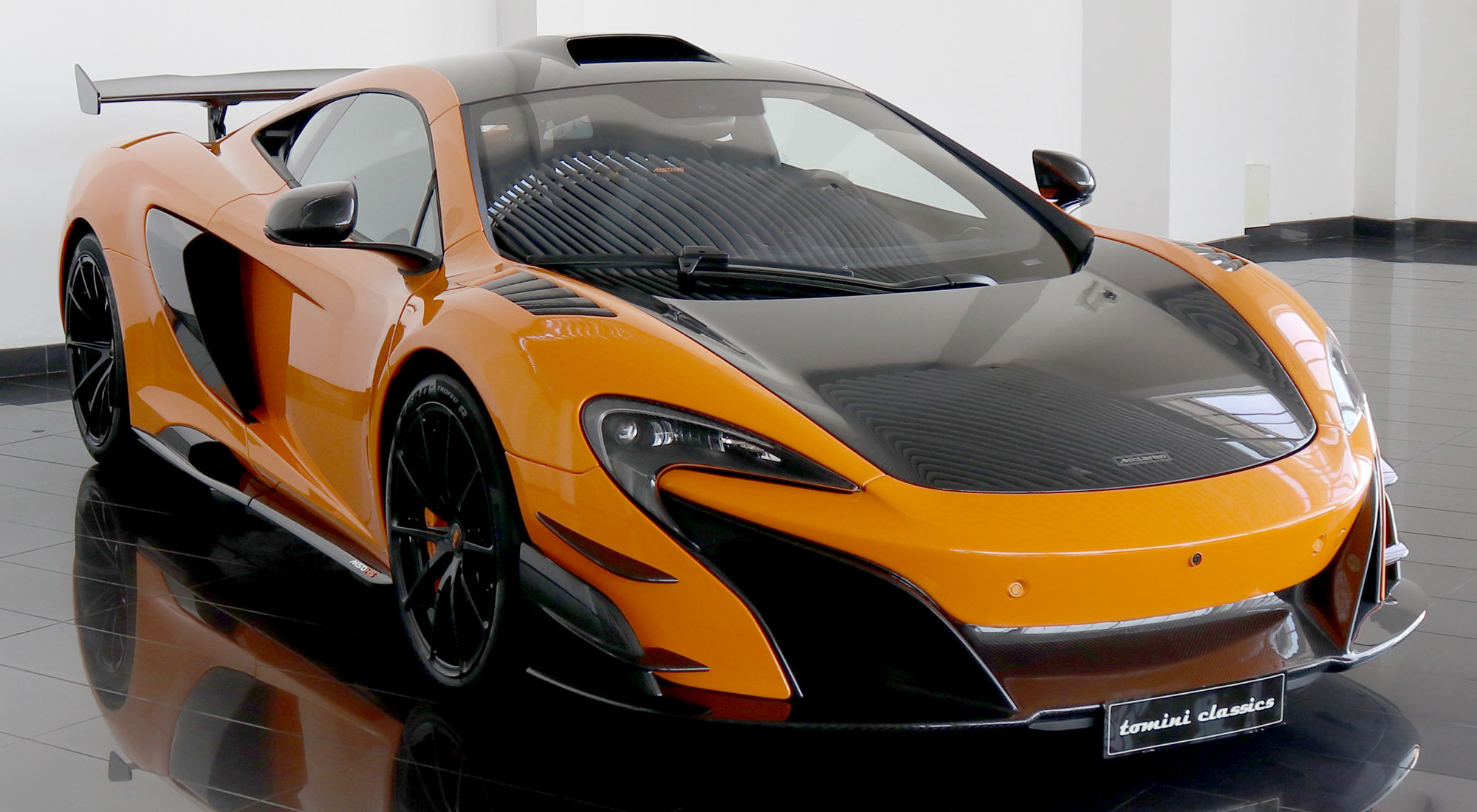 2016 McLaren 688 HS For Sale (picture 1 of 6)